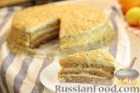 "Фото к рецепту: Торт ""Медовик"" за 15 минут"