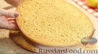 "Фото приготовления рецепта: Торт ""Медовик"" за 15 минут - шаг №6"