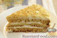 "Фото приготовления рецепта: Торт ""Медовик"" за 15 минут - шаг №9"