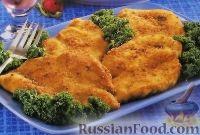 Фото к рецепту: Куриное филе с медом и горчицей