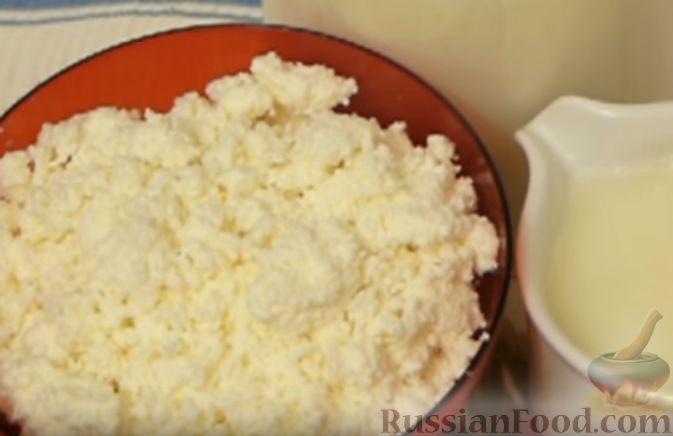 Творог из кислого молока рецепт с пошагово