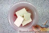 """Фото приготовления рецепта: Торт """"8 Марта"""" с фруктами - шаг №7"""