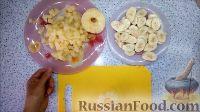 """Фото приготовления рецепта: Торт """"8 Марта"""" с фруктами - шаг №13"""