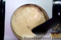 """Фото приготовления рецепта: Торт """"8 Марта"""" с фруктами - шаг №15"""
