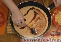 Фото приготовления рецепта: Пицца на сковороде за 10 минут - шаг №2