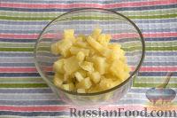 Фото приготовления рецепта: Винегрет с солеными груздями - шаг №2