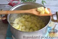 Фото приготовления рецепта: Солянка с колбасой - шаг №2