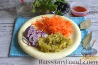Фото приготовления рецепта: Солянка с колбасой - шаг №3