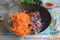 Фото приготовления рецепта: Солянка с колбасой - шаг №5