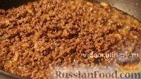 Фото приготовления рецепта: Макаронная запеканка с мясом - шаг №6