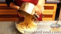 Фото приготовления рецепта: Макаронная запеканка с мясом - шаг №10
