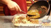Фото приготовления рецепта: Макаронная запеканка с мясом - шаг №11