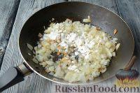 Фото приготовления рецепта: Куриная грудка под сырным соусом - шаг №4