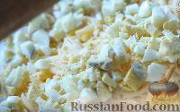 Фото приготовления рецепта: Сытный салат с курицей - шаг №3