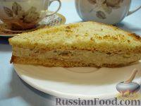 Фото к рецепту: Сэндвичи с форшмаком
