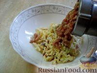 Фото приготовления рецепта: Сэндвичи с форшмаком - шаг №8