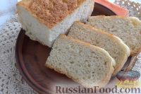 Фото к рецепту: Бездрожжевой хлеб на закваске (в мультиварке)
