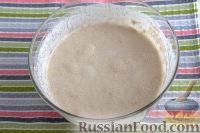 Фото приготовления рецепта: Бездрожжевой хлеб на закваске (в мультиварке) - шаг №4
