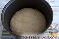 Фото приготовления рецепта: Бездрожжевой хлеб на закваске (в мультиварке) - шаг №9