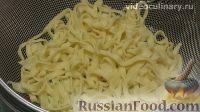 Фото приготовления рецепта: Итальянская домашняя лапша - шаг №10