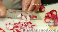 """Фото приготовления рецепта: Капустный салат """"Мечта"""" - шаг №5"""