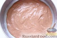 Фото приготовления рецепта: Шоколадный торт «Космос» - шаг №6