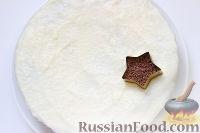 Фото приготовления рецепта: Шоколадный торт «Космос» - шаг №10