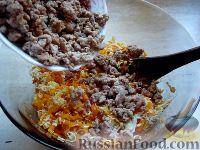 Фото приготовления рецепта: Мясная начинка для пирожков - шаг №10