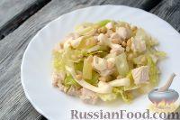 Фото к рецепту: Салат по-гавайски