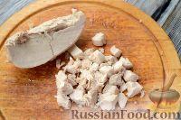 Фото приготовления рецепта: Салат по-гавайски - шаг №2