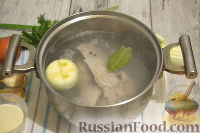 Фото приготовления рецепта: Юрма - шаг №3