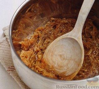 Фото приготовления рецепта: Луковый суп по-французски - шаг №1