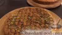 """Фото приготовления рецепта: Торт """"Полосатые штанишки"""" - шаг №7"""