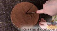 """Фото приготовления рецепта: Торт """"Полосатые штанишки"""" - шаг №9"""
