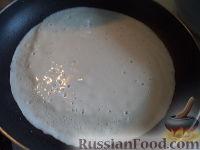 Фото приготовления рецепта: Блины - шаг №5