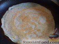 Фото приготовления рецепта: Блины - шаг №6