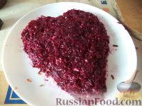 "Фото приготовления рецепта: Салат ""Любовница"" - шаг №11"