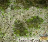 Фото приготовления рецепта: Суп-пюре с зеленым горошком и фасолью - шаг №2