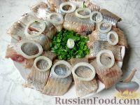 Фото к рецепту: Сельдь домашнего соления