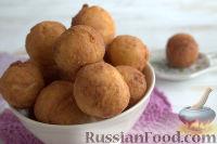 Фото к рецепту: Творожные шарики