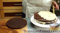"Фото приготовления рецепта: Английский торт ""Мокка"" - шаг №20"