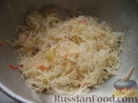 Фото приготовления рецепта: Щи из квашеной капусты - шаг №2