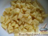 Фото приготовления рецепта: Щи из квашеной капусты - шаг №3