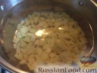 Фото приготовления рецепта: Щи из квашеной капусты - шаг №4