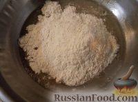 Фото приготовления рецепта: Бутербродные булочки из дрожжевого теста - шаг №2