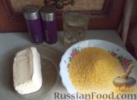 Фото приготовления рецепта: Полента - шаг №1