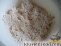 Фото приготовления рецепта: Сдобные лепешки - шаг №8