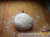 Фото приготовления рецепта: Сдобные лепешки - шаг №9
