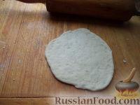 Фото приготовления рецепта: Сдобные лепешки - шаг №11