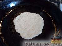 Фото приготовления рецепта: Сдобные лепешки - шаг №12